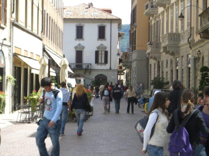 イタリア旅行コモ観光