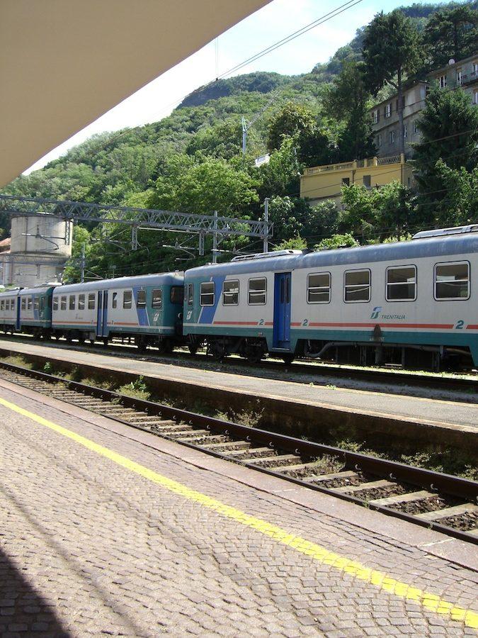 イタリアのローカル電車