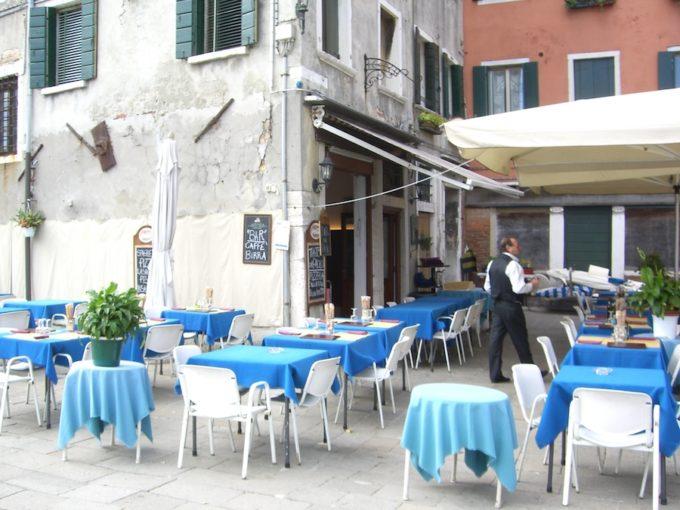 ヴェネツィア バール