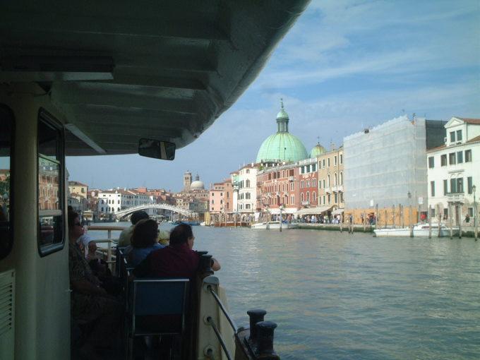 ヴェネツィア運河