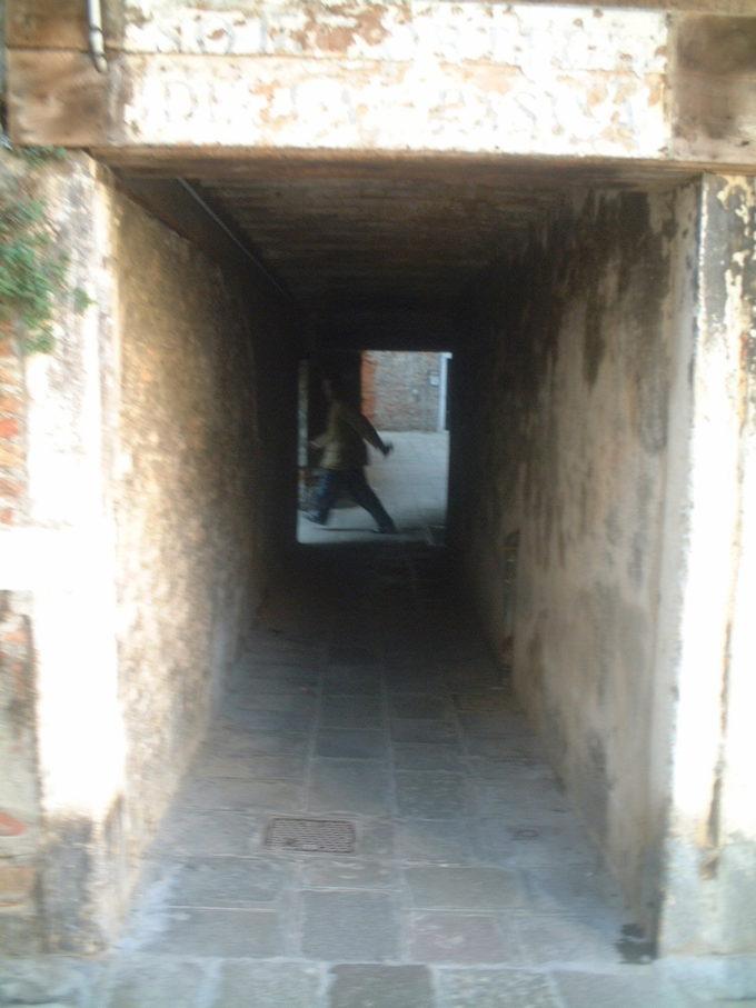 ヴェネツィア 迷路