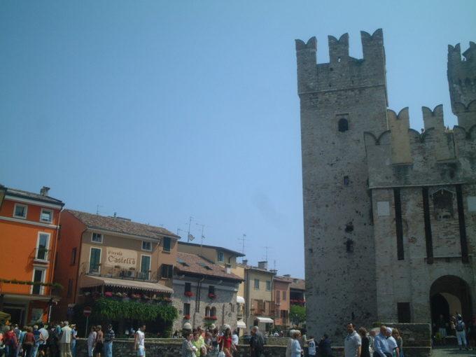 イタリア旅行シルミオーネ