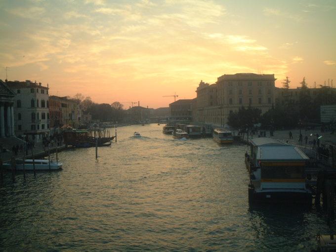 ヴェネツィア サンタルチア