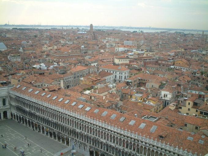 ヴェネツィア 市街