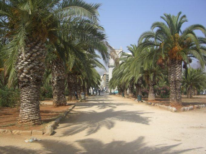 シチリア島 公園